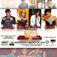 Free Event - March 26th - The Lounge Live TV Talk Show
