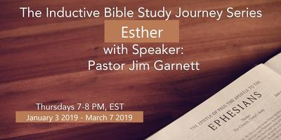 Inductive Bible Journey Series / Esther