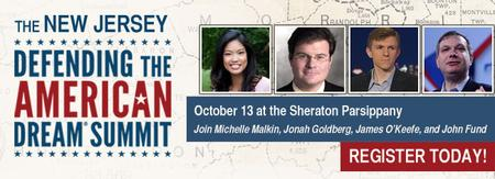 NJ Defending the American Dream Summit--There are a...