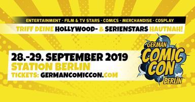 German Comic Con Berlin 2019