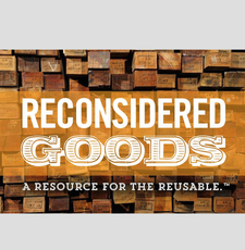 Reconsidered Goods logo