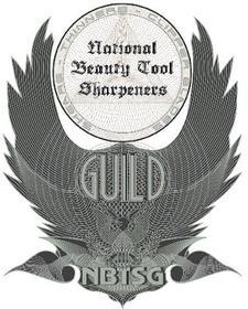 National Beauty Tool Sharpeners Guild (NBTSG) logo