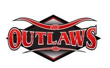 Outlaws Country Rock Bar logo