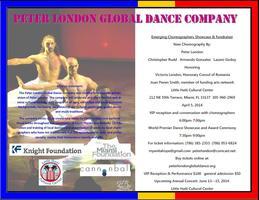 Arts Facet Recommends | Peter London Global Dance...