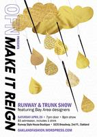 Make It Reign - Fashion Show and Trunk Show