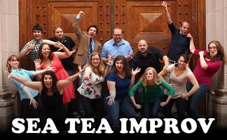 Sea Tea Improv's Teen Improv Showcase at the Carriage...