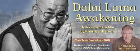 Preview screening of NEW film Dalai Lama Awakening