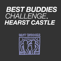 Best Buddies Challenge: Hearst Castle Kick-Off Event