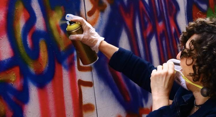 Institute of Hip-Hop (January Adult Graffiti Classes)