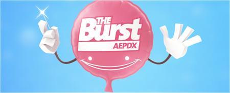 AEPDX presents The Burst!