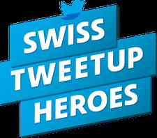 SWISS TWEETUP HEROES logo