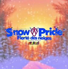 Snow Pride | Fierté des neiges, Presented by Kunstadt Sports logo