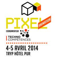 Pixel Animation 2014
