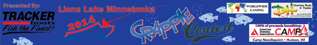 2014 LIONS LAKE MINNETONKA CRAPPIE CONTEST for...