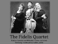 The Fidelis Quartet in Concert