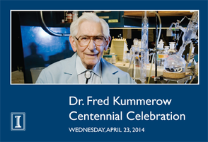 Dr. Fred Kummerow Centennial Celebration