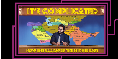 It's Complicated: How the US Shaped the Middle East
