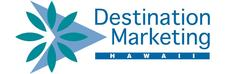 Destination Marketing Hawaii & Travel Weekly logo