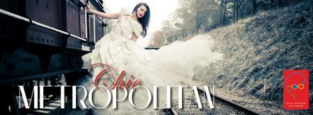"""Chic Metropolitan Magazine """"Wedding & Love"""" Issue..."""