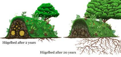 Sepp Holzer Permaculture Hands on Hugelkultur Workshop