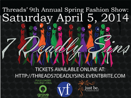 9th Annual Threads Fashion Show: The Seven Deadly Sins