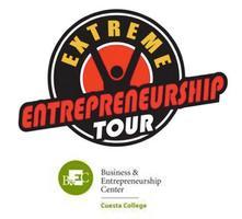 Extreme Entrepreneurship Tour at Cuesta College