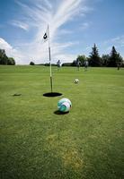 The Inaugural Kelowna Kodiaks Footgolf Tournament