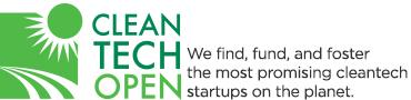 Clean Tech and Green Patents: Cleantech Open Business...