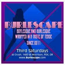 Burlescape logo