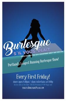 Burlesque S'il Vous Plait logo