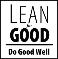 Lean for Good: The Do Good Well, Summit.