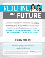 Rodan and Fields Event