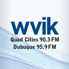 WVIK, Quad Cities NPR logo