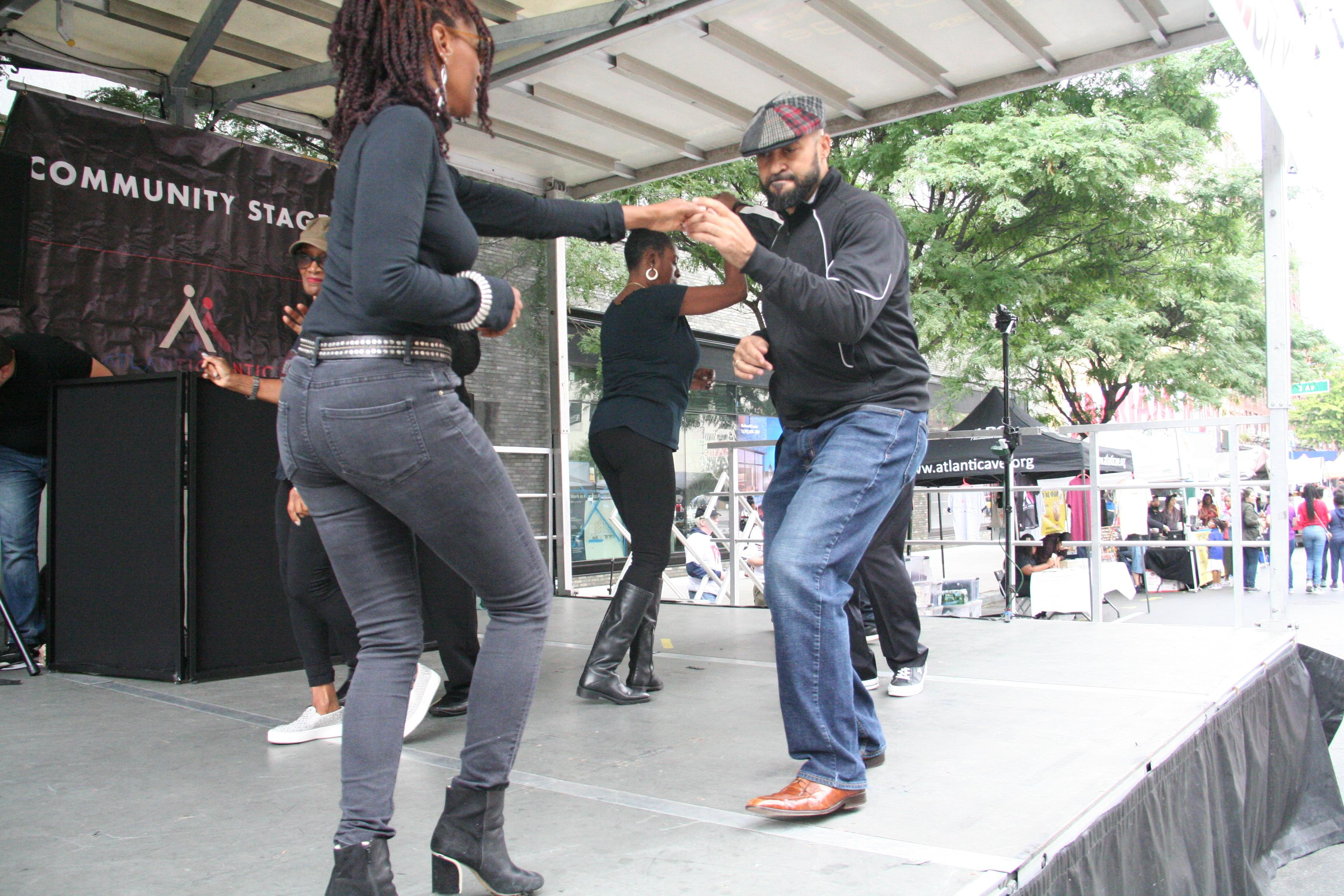 Chicago Style Steppin'