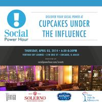 Social Power Hour's Cupcakes Under the Influence