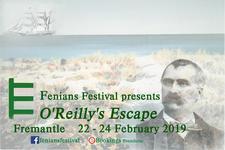 Fenians Festival logo