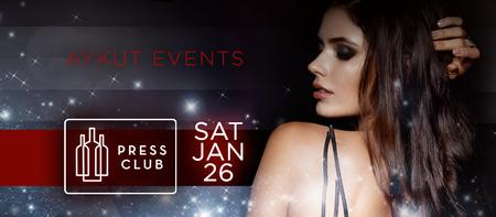 FIRST PARTY OF 2019 @ PRESS CLUB