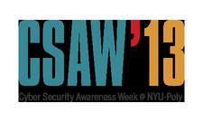 NYU-Poly CSAW logo