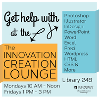 Innovation Creation Lounge
