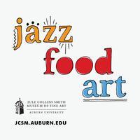 JAZZ/FOOD/ART with Cullars Improvisational Rotation
