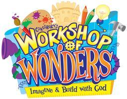 2014 VBS - Workshop of Wonders