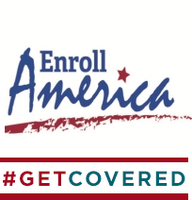 N4P #GETCOVERED PROGRESS DRIVE with Enroll America!