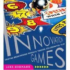 Innovation Games training with Jeff Brantley/John Heintz logo