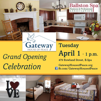 BSBPA CELEBRATES GRAND OPENING OF GATEWAY HOUSE OF PEAC...