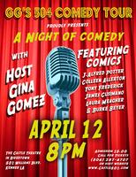 GG's 504 Comedy Hour/Sat. April 12