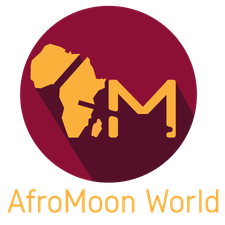 AfroMoon World logo