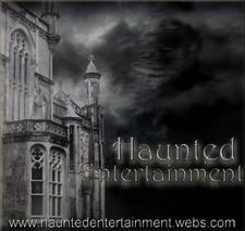 Haunted Entertainment logo