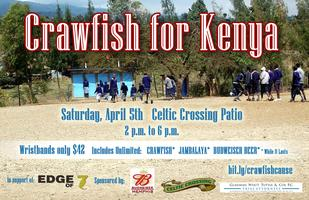 Crawfish for Kenya