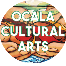 Ocala Cultural Arts logo