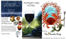 The Monterey Wine Festival logo